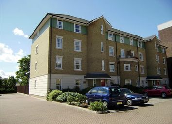 Thumbnail 2 bed flat to rent in Becketts Court, Glebe Road, Chelmsford, Essex