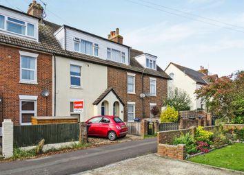 Thumbnail 4 bedroom terraced house for sale in Gorringe Road, Salisbury
