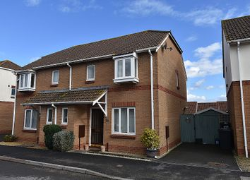 Thumbnail 4 bed semi-detached house for sale in Sentrys Orchard, Exminster, Near Exeter