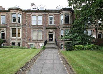 Thumbnail 2 bed flat for sale in Osborne Terrace, Jesmond