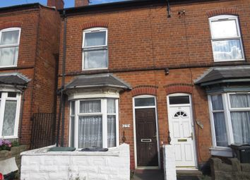 Thumbnail 3 bed end terrace house for sale in Dora Street, Walsall