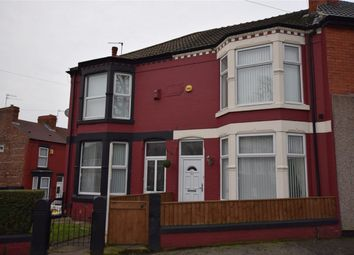 Thumbnail 3 bed terraced house for sale in Downham Road, Tranmere, Merseyside