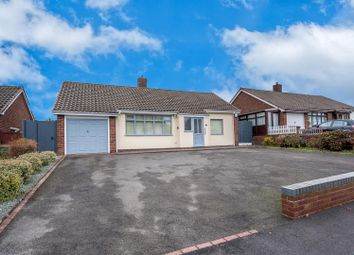Thumbnail 2 bedroom detached bungalow to rent in Hanover Place, Cannock