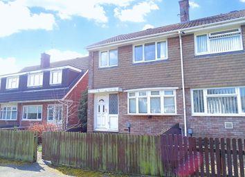 Thumbnail 3 bedroom property to rent in Pilton Vale, Malpas, Newport