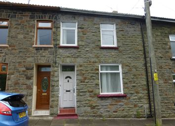 Thumbnail 3 bed terraced house for sale in Rheolau Terrace, Pontypridd