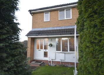 Thumbnail 3 bed terraced house for sale in Charlecote Park, Newdale, Telford