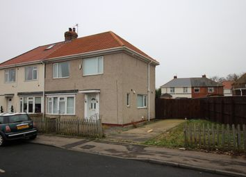 Thumbnail 3 bed semi-detached house for sale in Rawlinson Avenue, Billingham