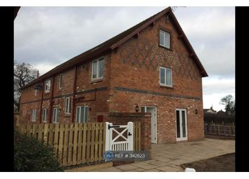 Thumbnail 5 bed semi-detached house to rent in Lower Lane, Aldford, Chester