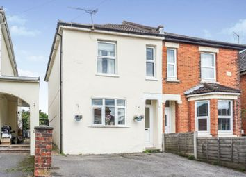 Thumbnail 3 bed semi-detached house for sale in Ash Tree Road, Southampton