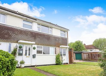 Thumbnail 3 bed terraced house for sale in East View, St. Ippolyts, Hitchin