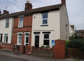 Thumbnail 2 bed end terrace house to rent in East Street, Dovercourt, Harwich