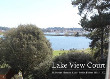 Thumbnail 2 bed flat for sale in Mount Pleasant Road, Poole, Dorset