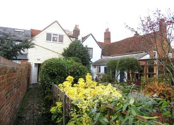 Thumbnail 2 bed maisonette to rent in Church Street, Coggeshall, Colchester
