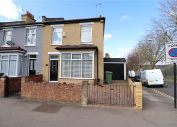 Thumbnail 3 bed end terrace house for sale in Mcleod Road, Abbeywood, London