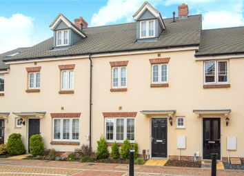 Thumbnail 4 bed town house for sale in Hanson Drive, Botley, Oxford