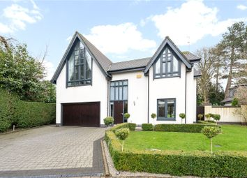 Thumbnail 5 bed detached house to rent in Vermont Gardens, Cheadle Hulme, Cheadle, Cheshire