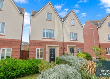 Thumbnail 4 bed semi-detached house for sale in Regal Walk, Kings Down, Bridgwater