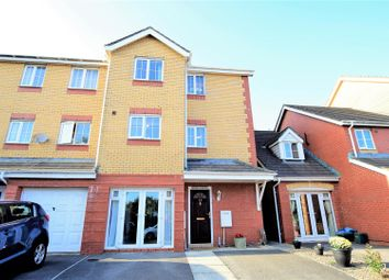 Thumbnail 3 bed terraced house for sale in Llwyn David, Barry