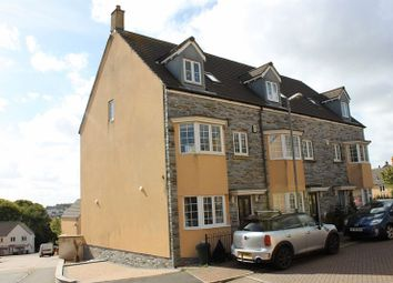 Thumbnail 4 bed end terrace house for sale in Larcombe Road, Boscoppa, St. Austell