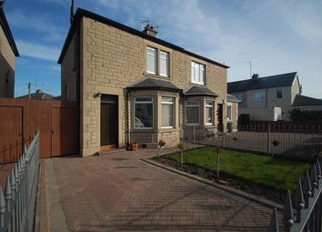 Thumbnail 3 bedroom semi-detached house for sale in Marionville Avenue, Edinburgh