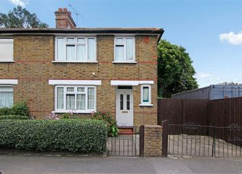 Thumbnail 3 bed end terrace house for sale in Priors Croft, Walthamstow, London