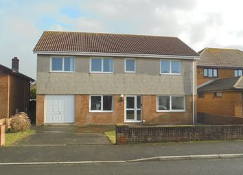 Thumbnail 4 bed detached house to rent in Adrians Close, Porthcawl
