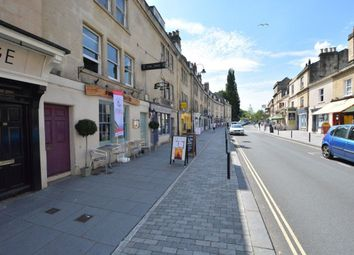 Thumbnail 3 bed flat to rent in Widcombe Parade, Bath