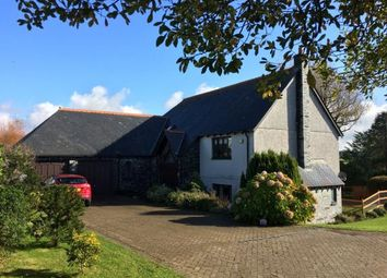 Thumbnail 4 bed detached house for sale in Tregonna, Little Petherick, Nr Padstow