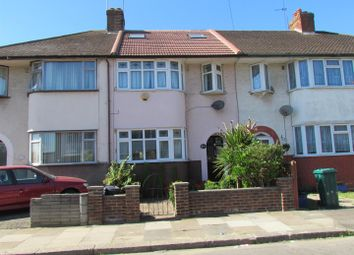 Thumbnail 5 bedroom terraced house for sale in Somerville Road, Chadwell Heath, Romford