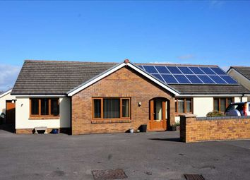 Thumbnail 4 bed detached bungalow for sale in Waungoch, Upper Tumble, Llanelli