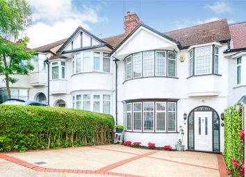 Thumbnail Terraced house for sale in Fairfields Crescent, London