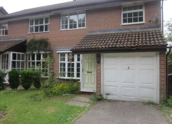 Thumbnail 3 bed semi-detached house to rent in Minchins Close, Abingdon