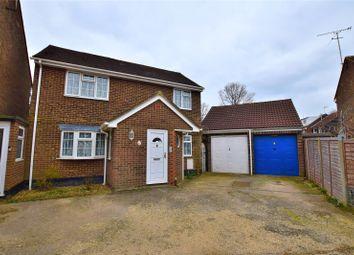 Thumbnail 3 bed detached house for sale in Alsa Leys, Elsenham, Bishop's Stortford