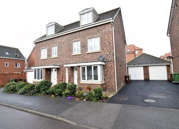 Thumbnail 4 bed semi-detached house for sale in Old Scholars Avenue, Castleford