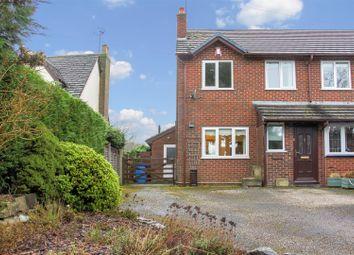 Thumbnail 4 bed semi-detached house for sale in Llandegla, Wrexham