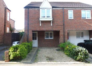 Thumbnail 3 bedroom end terrace house for sale in Glassbrook Road, Rushden