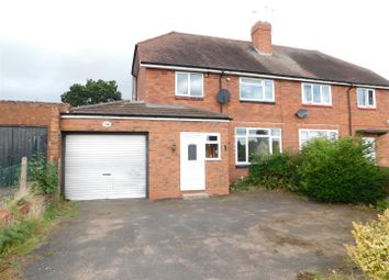 Thumbnail 3 bed semi-detached house for sale in Walter Nash Road East, Kidderminster