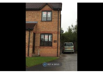 Thumbnail 2 bed semi-detached house to rent in Blackberry Way, Derby