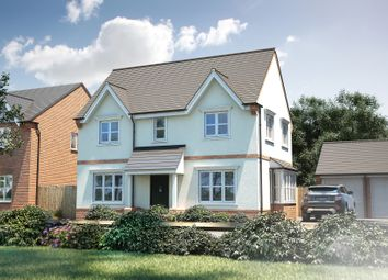 "Thumbnail 3 bed detached house for sale in ""The Orchard"" at Winchester Road, Fair Oak, Eastleigh"