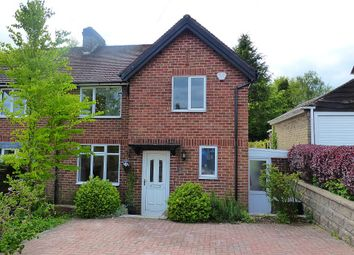 Thumbnail 3 bedroom semi-detached house for sale in Greenway, Ashbourne
