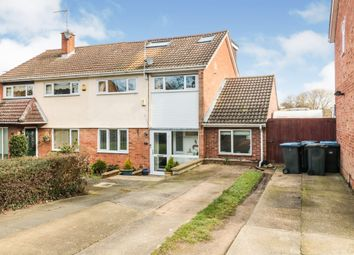 Thumbnail 6 bed semi-detached house for sale in Finchmoor, Harlow