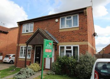 Thumbnail 2 bed semi-detached house for sale in Sutherland Close, Greenhithe