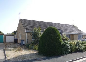 Thumbnail 2 bed bungalow for sale in Larksfield Close, Carterton, Oxfordshire