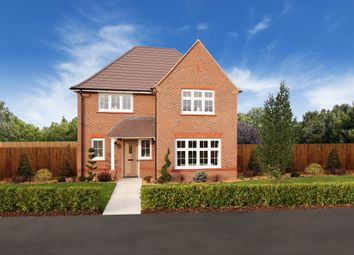 Thumbnail 4 bed detached house for sale in Exeter Road, Kingsteignton, Newton Abbot