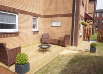 Thumbnail 2 bed flat for sale in 41 Kilmany Drive, Glasgow