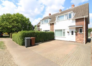 Thumbnail 4 bed semi-detached house for sale in Crown Way, Banham, Norwich