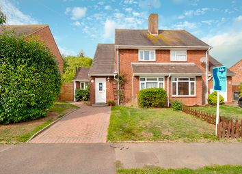 Thumbnail 2 bed semi-detached house for sale in Roberts Road, Barton Stacey, Winchester