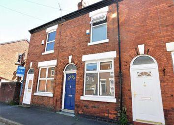 Thumbnail 2 bedroom terraced house for sale in Stopford Street, Edgeley, Stockport