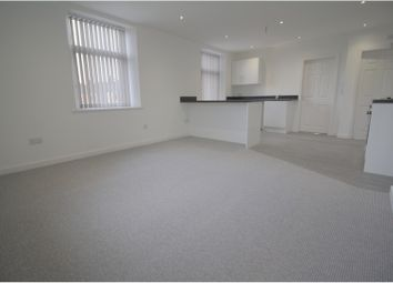 Thumbnail 1 bed flat to rent in Baddeley Street, Burslem, Stoke-On-Trent