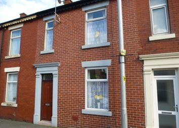 Thumbnail 3 bed terraced house for sale in Station Road, Wesham, Preston